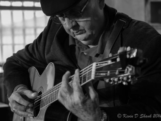 Clay Lundsford - NC Finger Picking Convention